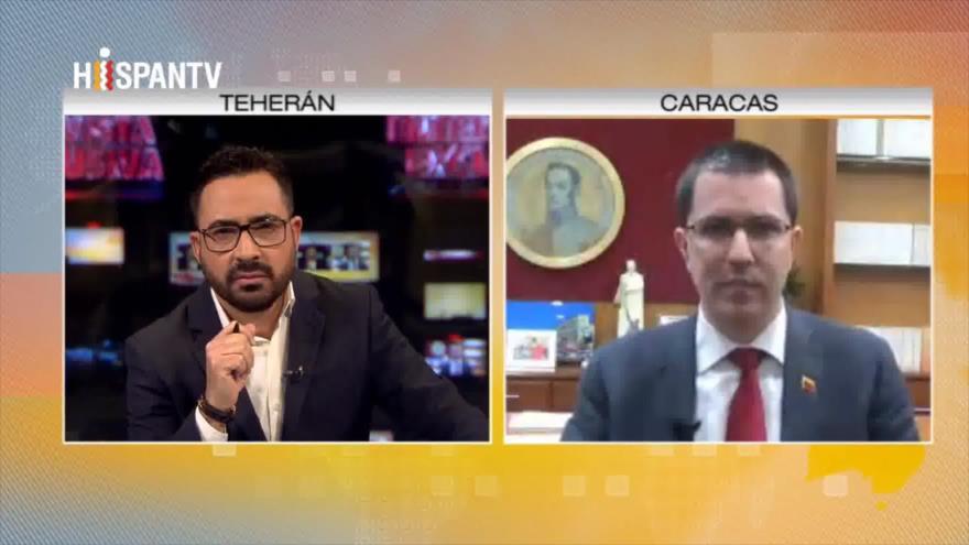 Arreaza: EEUU ordenó en 2018 a la oposición abandonar el diálogo | HISPANTV
