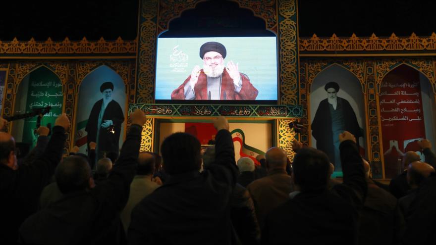 Hezbolá enumera logros de Irán tras triunfo de la Revolución Islámica