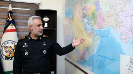 Irán realizará maniobras militares a gran escala en océano Índico