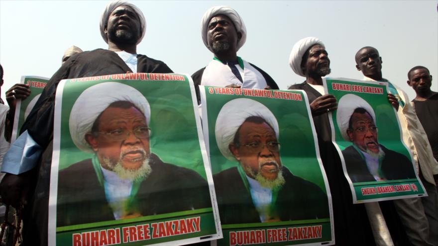 'Ejército nigeriano trama asesinar a líder de Movimiento Islámico' | HISPANTV