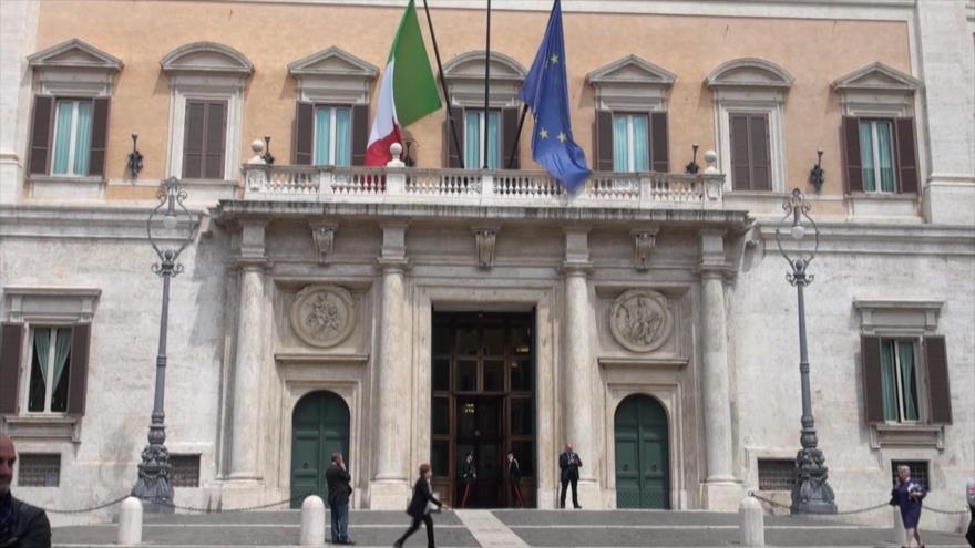 Italia mantiene posición neutral ante crisis de Venezuela