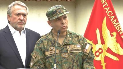 Piñera aprovecha incendios para enviar al Ejército a La Araucanía