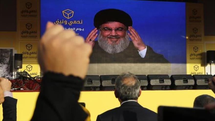 Hezbolá saluda fortalecer defensa aérea libanesa con ayuda de Irán