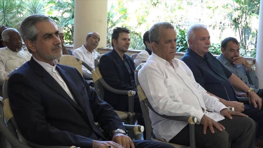 Recuerdan en Cuba 40.º aniversario de la Revolución Islámica de Irán