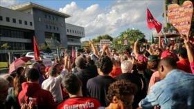 Masiva protesta en Brasil tras nueva condena a Lula da Silva
