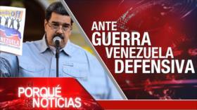 El Porqué de las Noticias: Crisis en Venezuela. Caso Khashoggi. Revolución Islámica de Irán