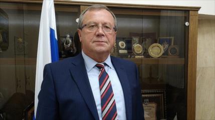 Rusia no pretende trasladar su embajada de Tel Aviv a Al-Quds