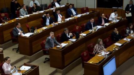 Justicia paraguaya investiga a más parlamentarios