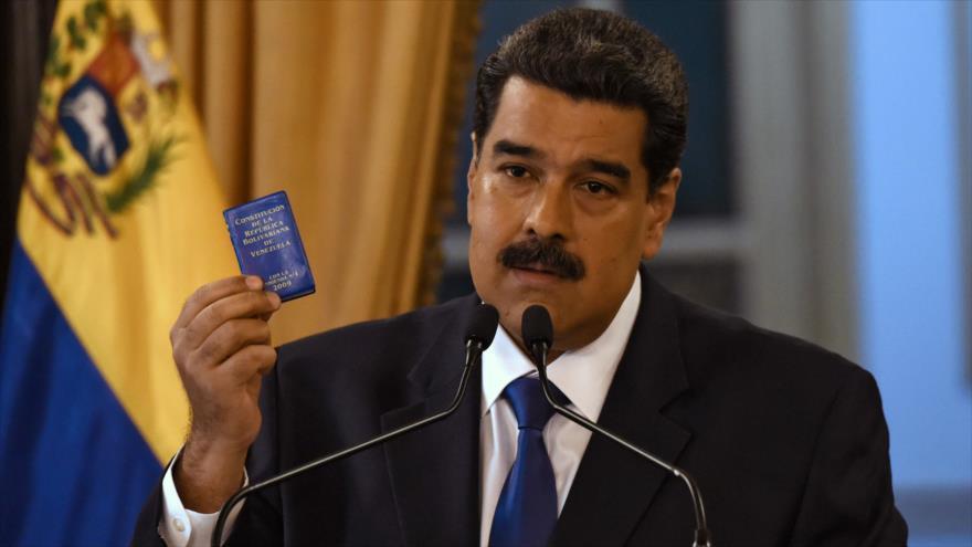 """Maduro: Los europeos """"están sordos"""" ante la verdad en Venezuela"""