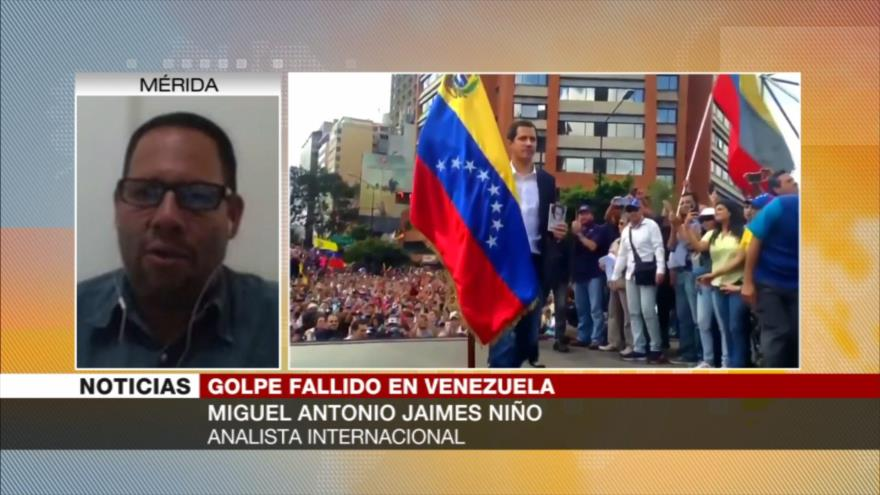 Jaimes Niño: Medios de EEUU difunden verdad mentirosa sobre Venezuela