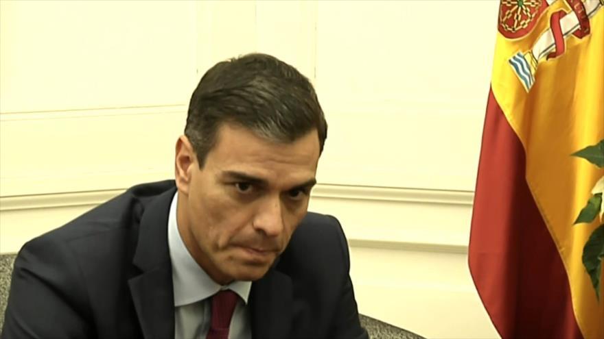 Madrid da por terminado diálogo con independentistas catalanes