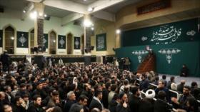 Irán está de luto por aniversario del martirio de Fátima az-Zahra