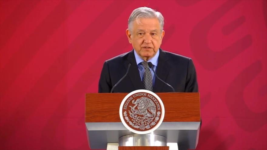 México insiste en participar en diálogo en Venezuela