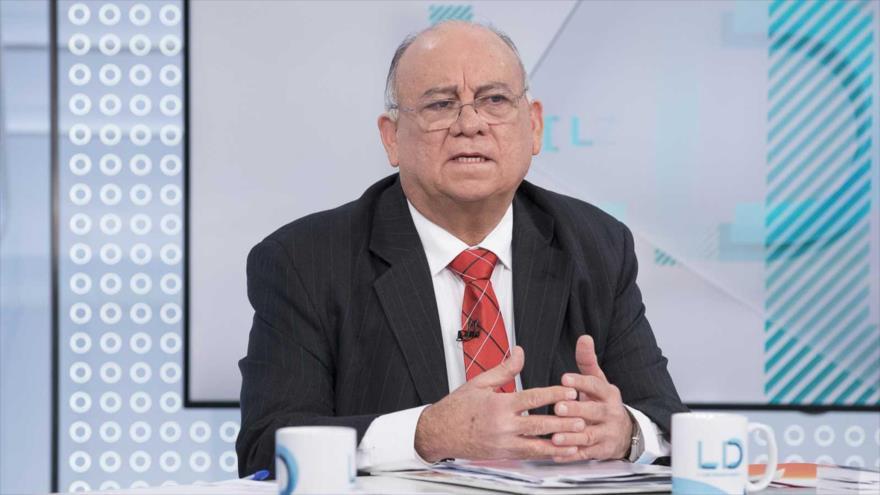 Embajador venezolano rechaza injerencia de España en asuntos de su país