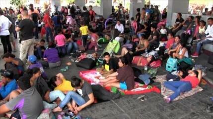 Chiapas continúa entregando apoyos a migrantes