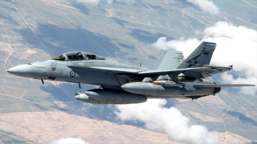 Cazas de la coalición de EEUU matan a 3 civiles en Siria | HISPANTV