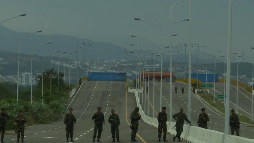 Tranquilidad y seguridad redoblada en frontera colombo-venezolana