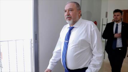 Lieberman urge polémica pena capital para presos palestinos