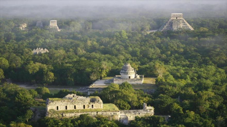 Descubren ciudad Maya en la frontera entre México y Guatemala | HISPANTV