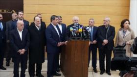 'Irán, listo para cooperar con El Líbano en el campo militar'