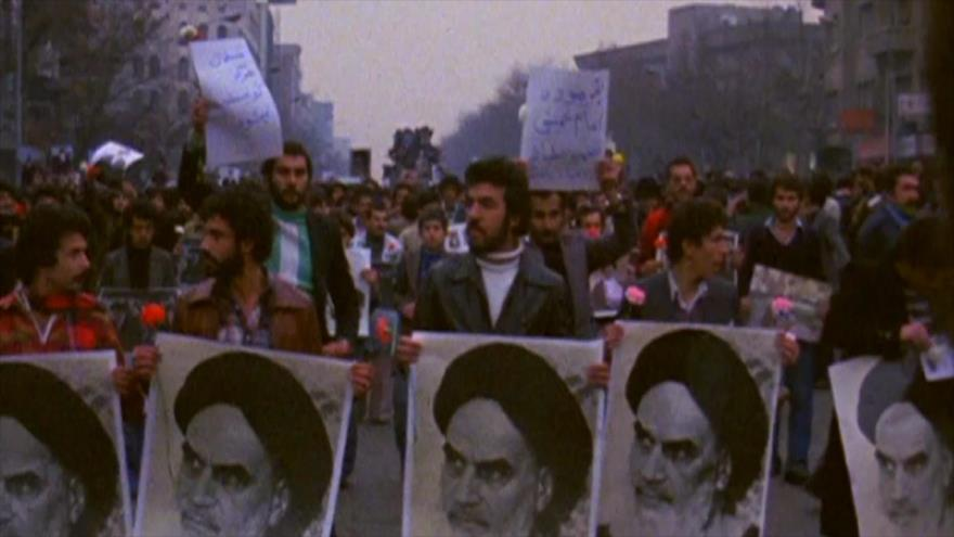 Historia de victoria de la Revolución Islámica de Irán