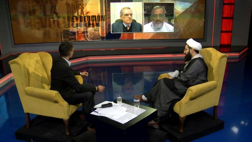 Programa de HispanTV por aniversario de Revolución Islámica (Parte II)