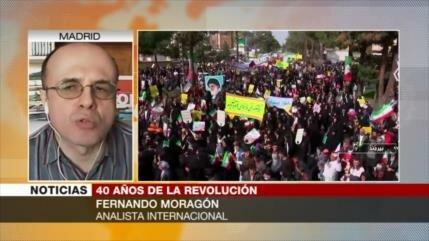 Moragón: Revolución Islámica de Irán, una gran derrota para EEUU