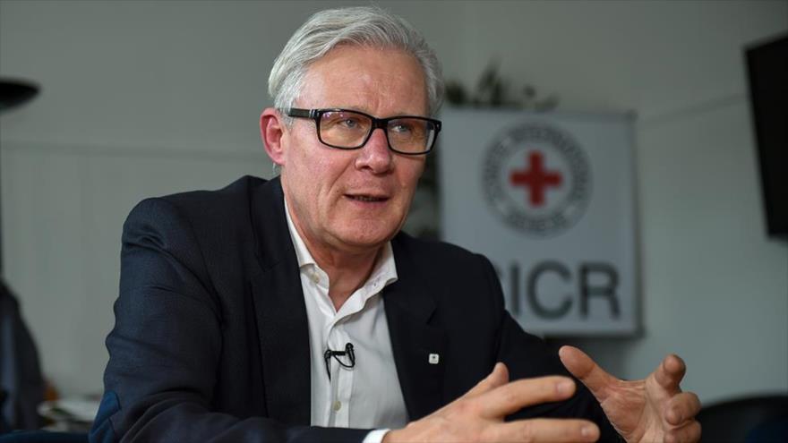Cruz Roja no reparte 'ayudas' de EEUU en Venezuela: No son humanitarias