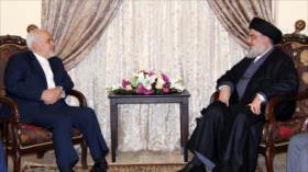 Líder de Hezbolá alaba ayuda de Irán a El Líbano frente a Israel