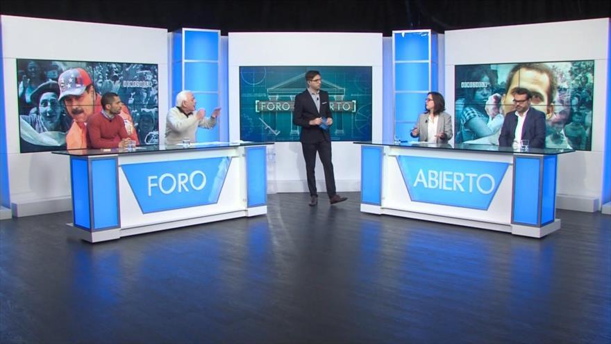 Foro Abierto; Venezuela: Maduro, dispuesto al diálogo con el Grupo de Contacto