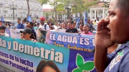 Exigen suspensión de desalojo forzoso en Panamá