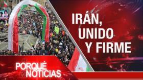 El Porqué de las Noticias: Revolución Islámica. Contraloría a Guaidó. El Reino Unido y sus relaciones comerciales