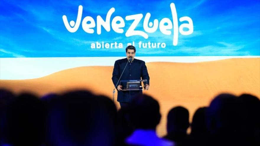 Maduro promete diversificar e independizar economía del petróleo