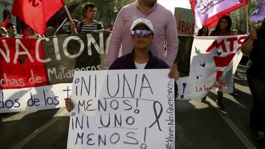 Violencia sin control en México: Exigen frenar asesinato de mujeres