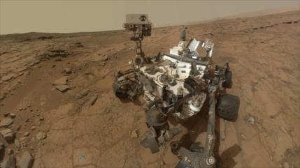 NASA ofrece una panorámica de 360° de la superficie de Marte