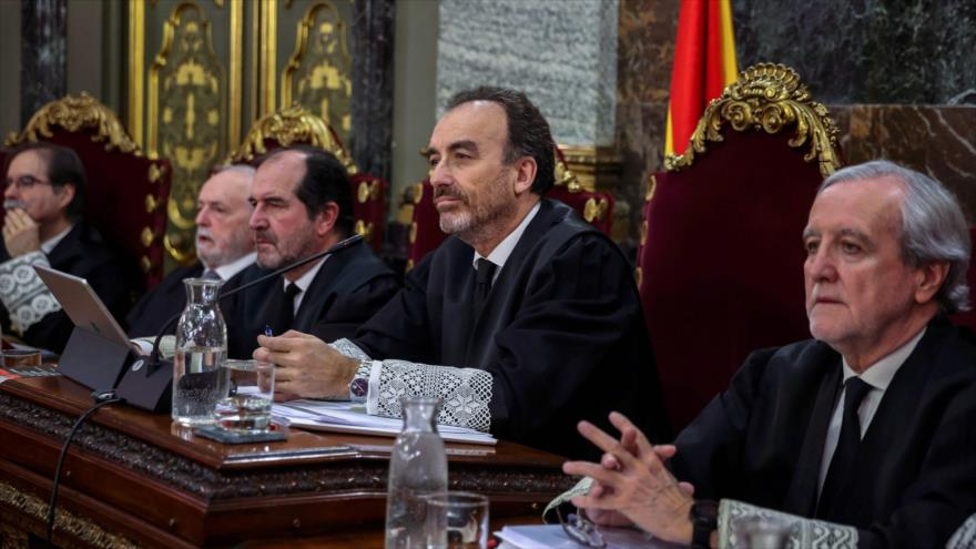 Comienza en España juicio contra doce independentistas catalanes