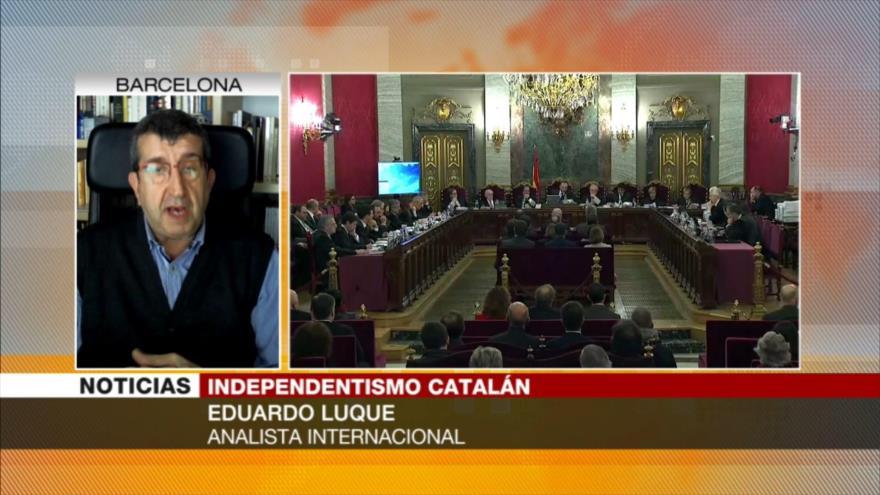 Luque: Tribunal Supremo español apoyará al partido Vox