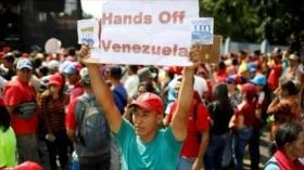 92 % de venezolanos rechaza planes de invasión militar de EEUU