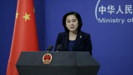 """China condena """"amenazas"""" y """"acusaciones infundadas"""" de Pompeo"""