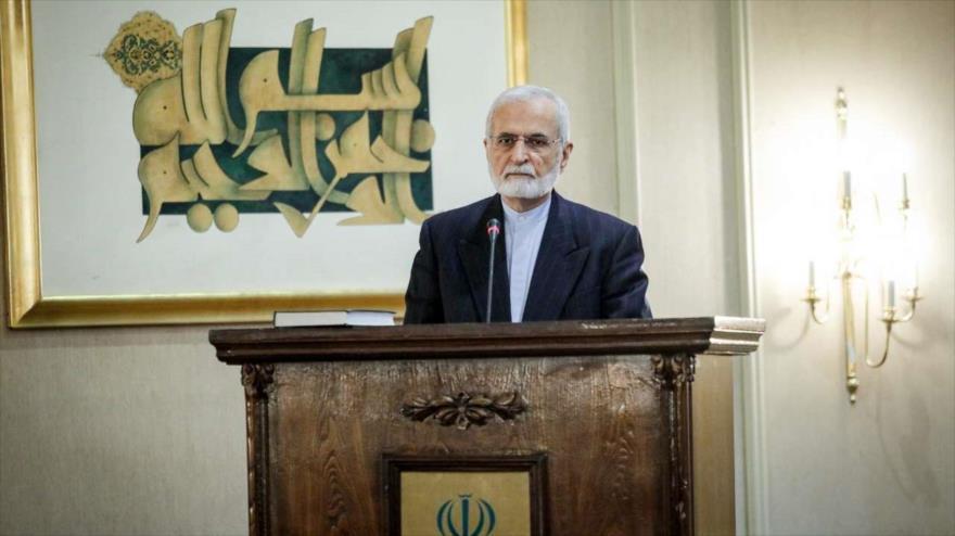 """Irán denuncia el """"chantaje financiero"""" y """"de seguridad"""" de EEUU al mundo"""