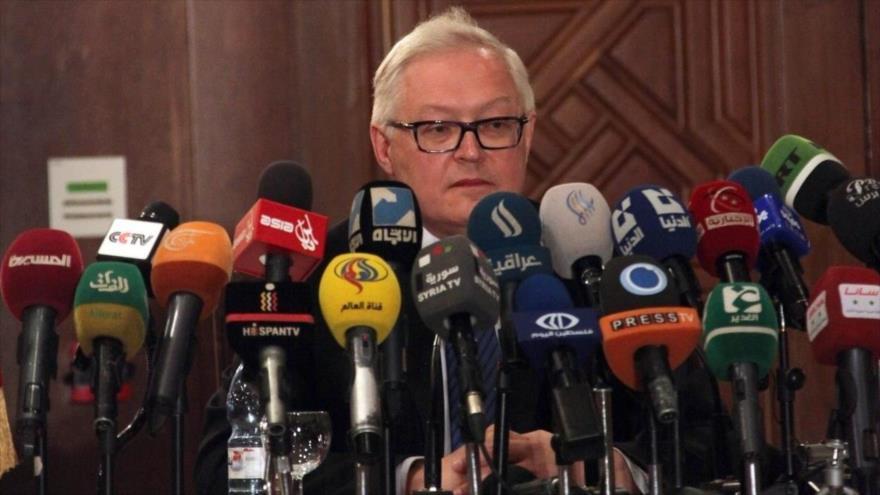 Rusia insiste en que la única alternativa en Venezuela es el diálogo