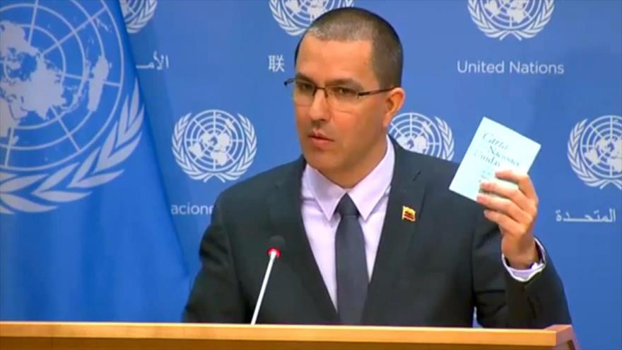 Venezuela y sus aliados condenan las acciones injerencistas de EEUU