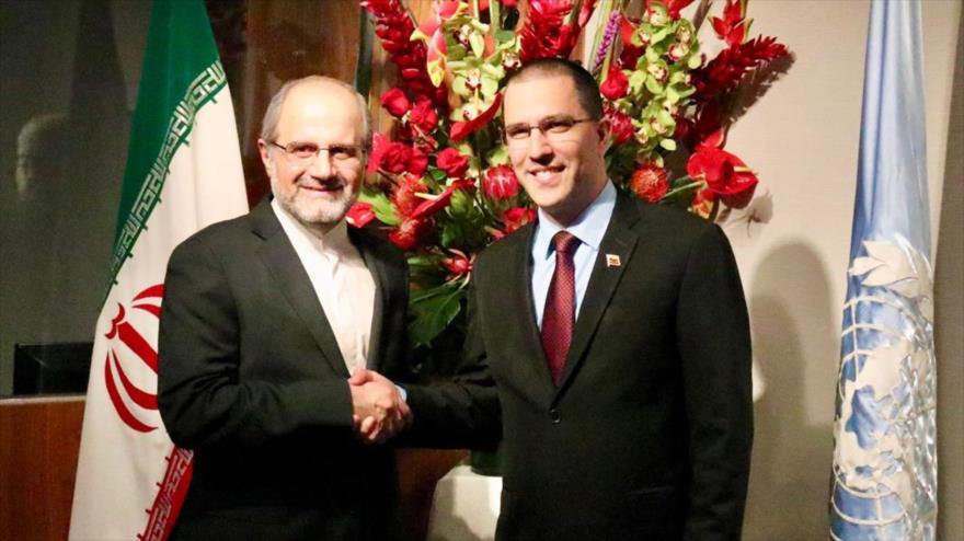 "Irán condena ""guerra económica"" golpista de EEUU contra Venezuela"