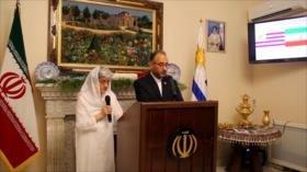 Embajada de Irán en Uruguay celebra 40.º aniversario de Revolución