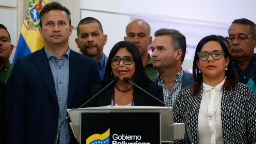 Venezuela alerta que EEUU busca ingresar armas biológicas en el país