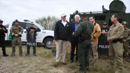 Cruz: 'El Chapo' debe pagar por el muro fronterizo de Trump