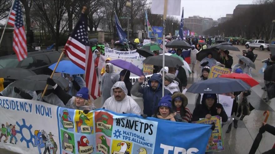 """""""Tepesianos"""" piden al Congreso les otorgue residencia permanente"""