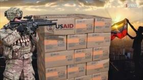 Venezuela: la ayuda humanitaria prepara la invasión militar