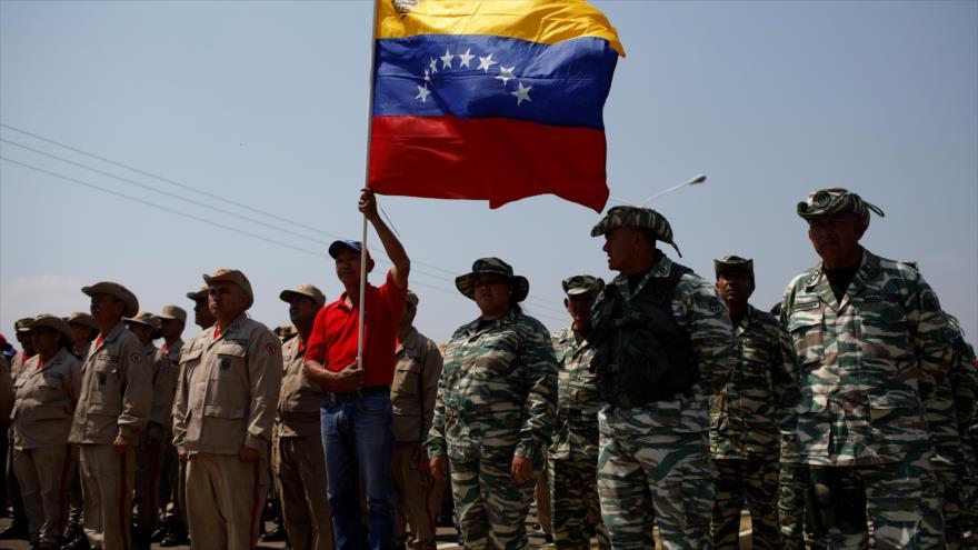 """Bloquean entrada de """"caballo de Troya"""" de EEUU a Venezuela"""