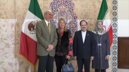 Celebración de 40 años de Revolución iraní en México